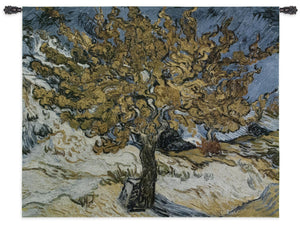 The Mulberry Tree Van Gogh Wall Hangings