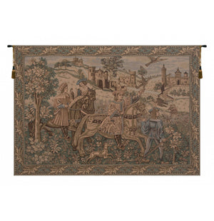 The Hunt Wall Hanging Tapestry
