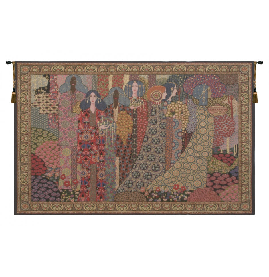 Aladin European Hanging Wall Tapestry