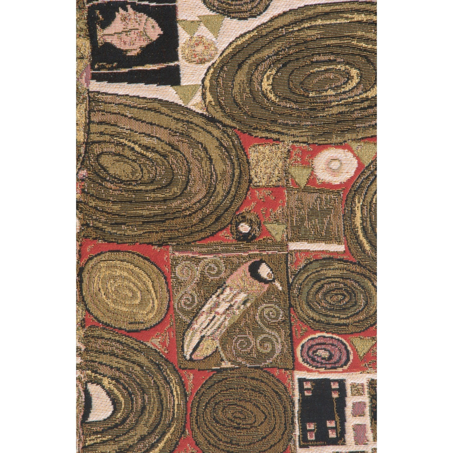 Accomplissement by Klimt II European Wall Hanging Tapestry