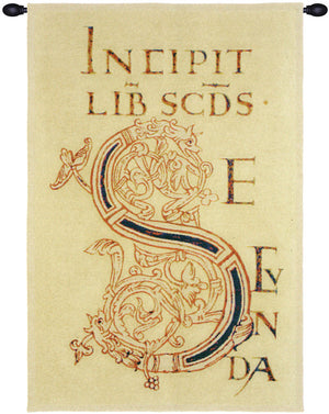 Incipit French Wall Hanging Tapestry