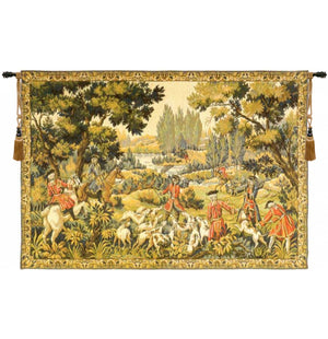 Chasse DOudry Woven Wall Tapestry