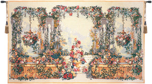 Jardin de Armide French Wall Hanging Tapestry