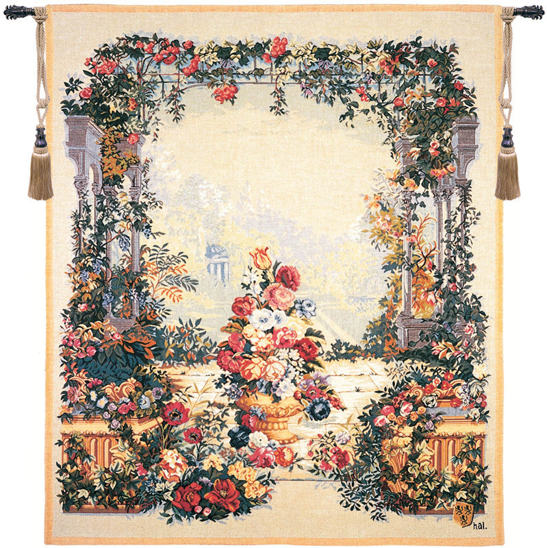 Bouquet de Armide French Wall Hanging Medium Tapestry