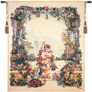 Bouquet de Armide French Wall Hanging Large Tapestry
