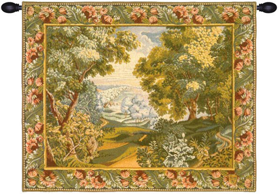 Vouzon French Wall Hanging Tapestry