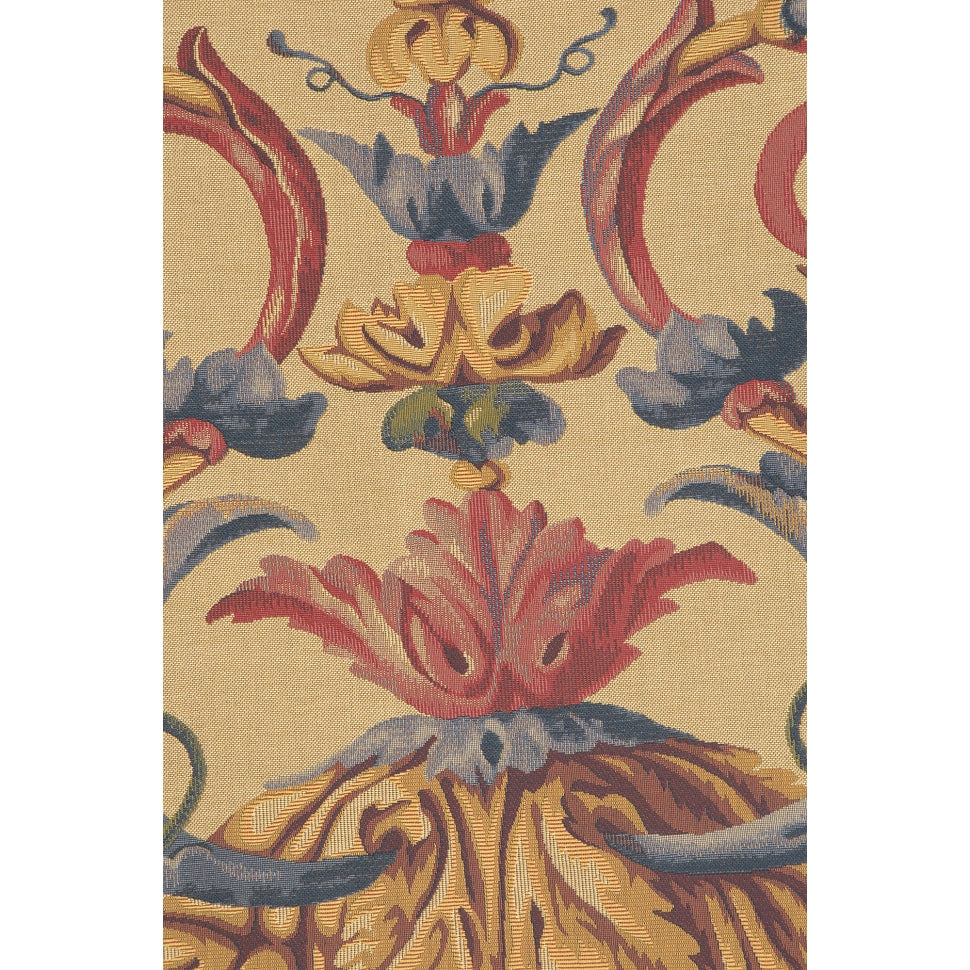 Yellow Vau Le Vicomte French Wall Hanging Decor