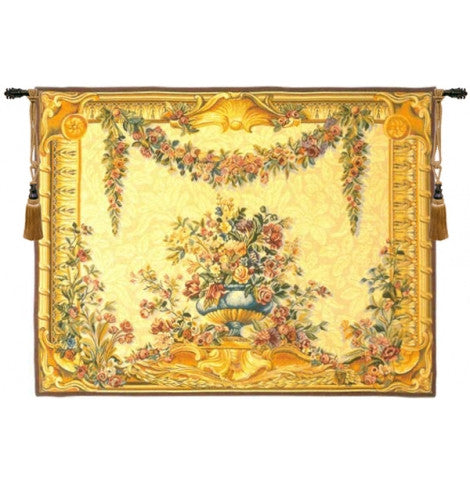 Vendome French Woven Wall Hanging Tapestry