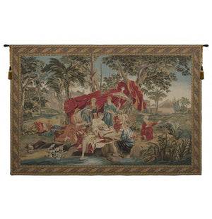 The Queen of Egypt Wall Hanging Tapestry