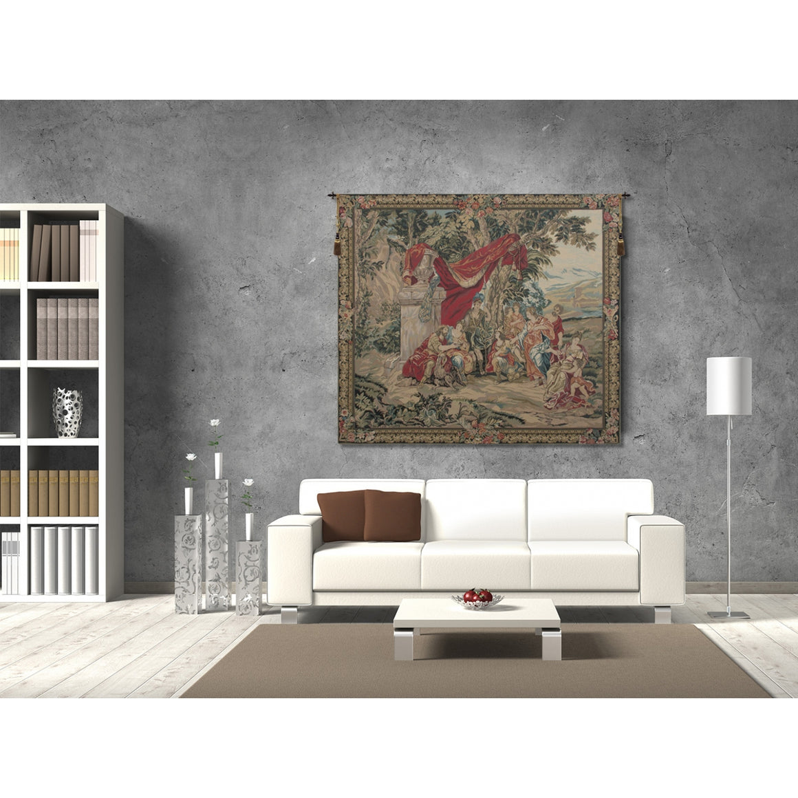 Large Jupiter Wall Hanging Tapestry