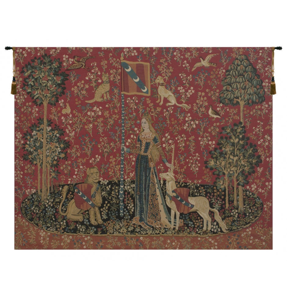 Touch II Wall Hanging Tapestry