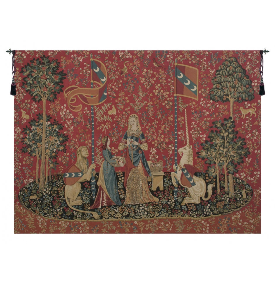 Smell I Wall Hanging Tapestry