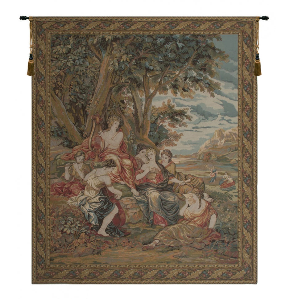 Apollo III Wall Hanging Tapestry