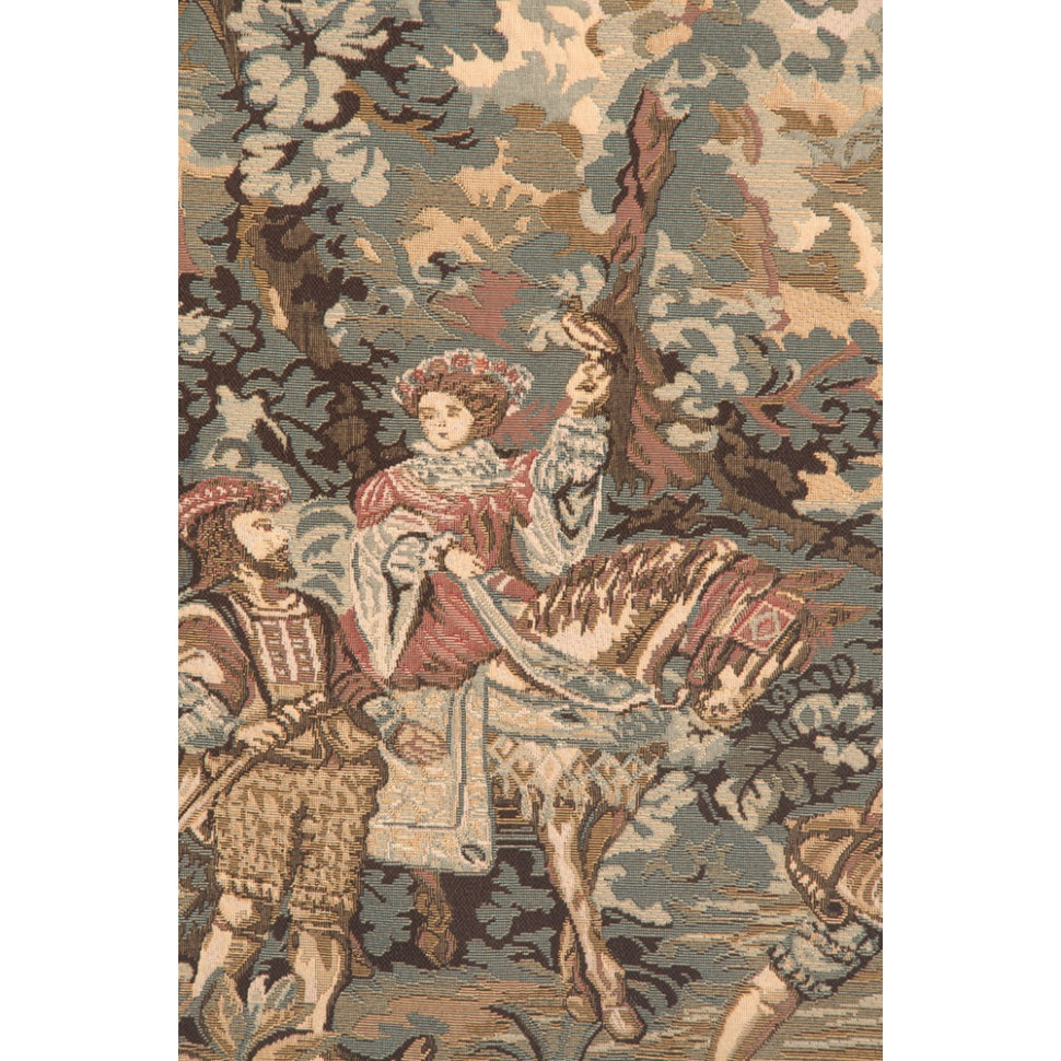 Large Hunting Scene Wall Decor for Room
