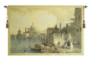 S.M. Della Salute Italian Wall Hanging Tapestry