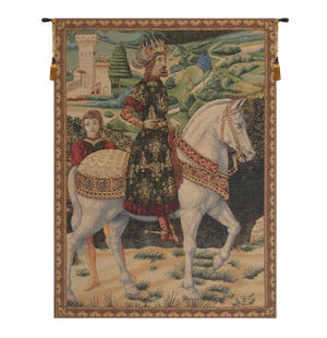 Melchior French Decor Wall Tapestry