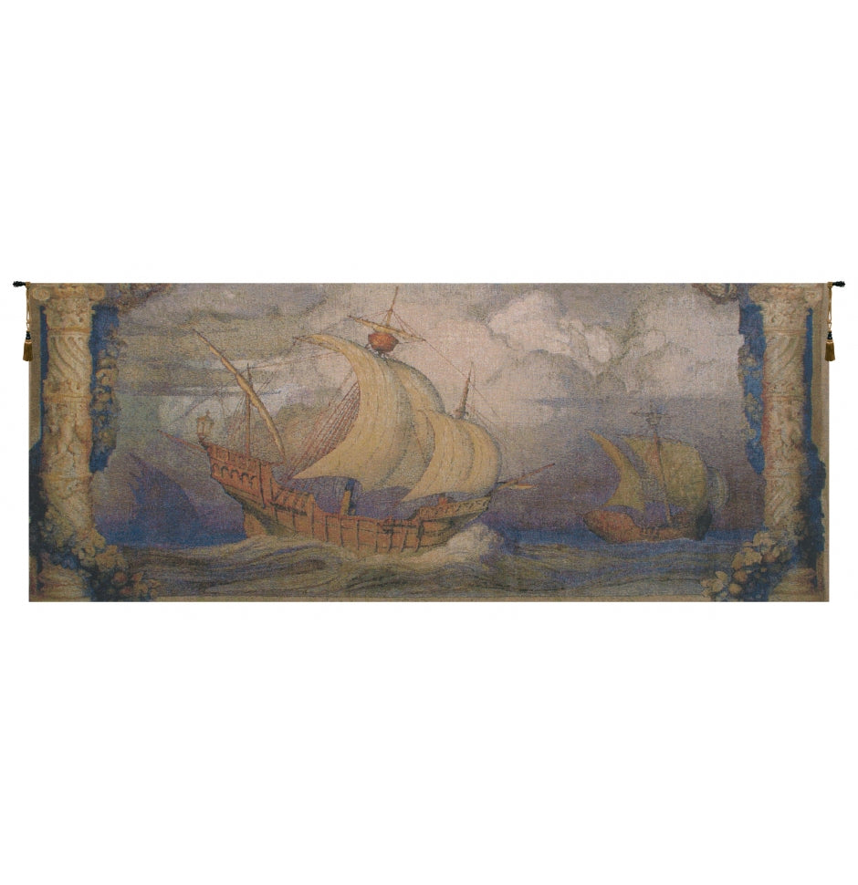 Caravelle European Hanging Wall Tapestry