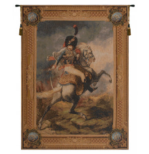 Cavalier de la Garde Imperiale French Wall Tapestry