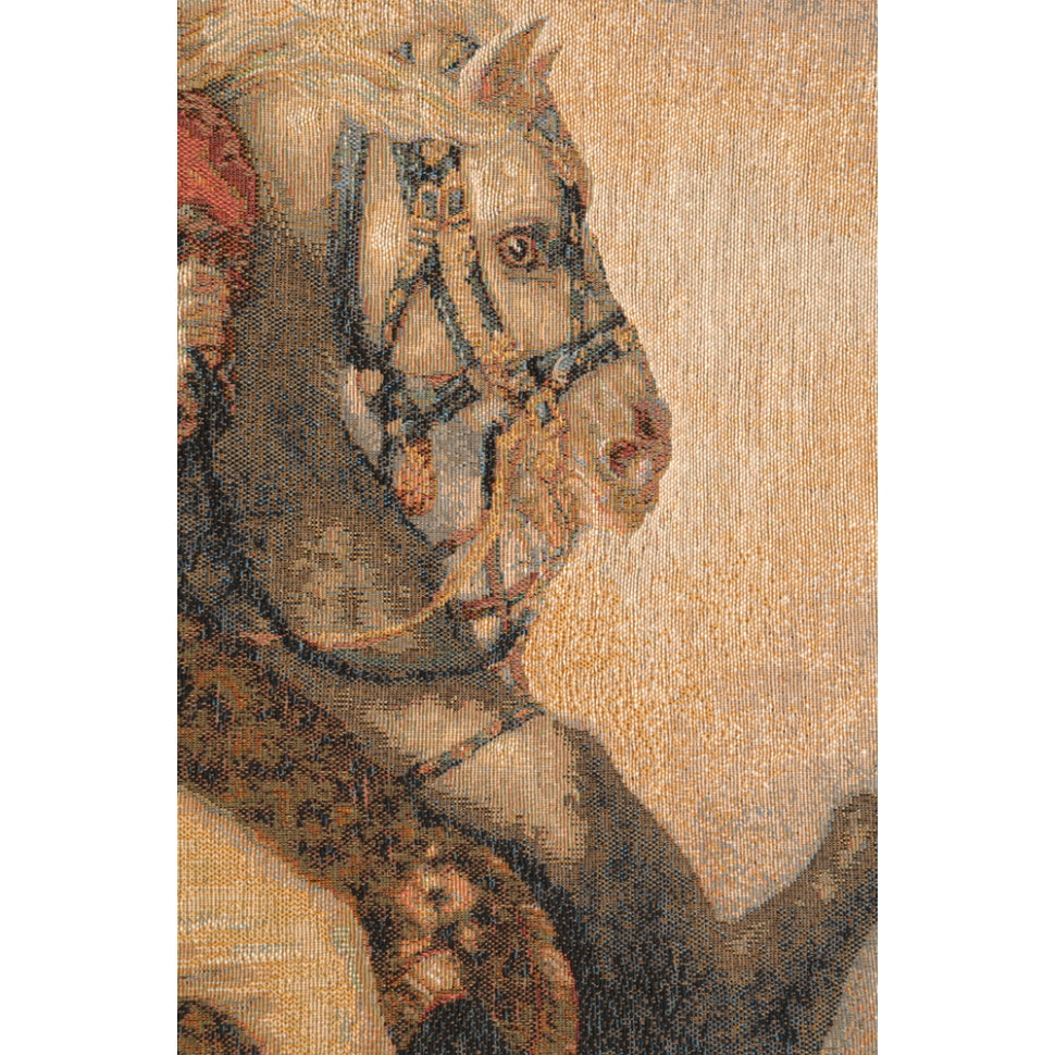 Cavalier of the Imperial Guard Horse Wall Hanging