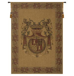 Blason Tours Belgian Wall Hanging Decor