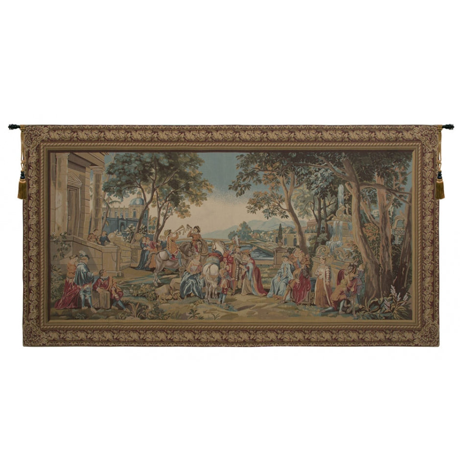 Brown Don Quixote Wall Hanging Tapestry