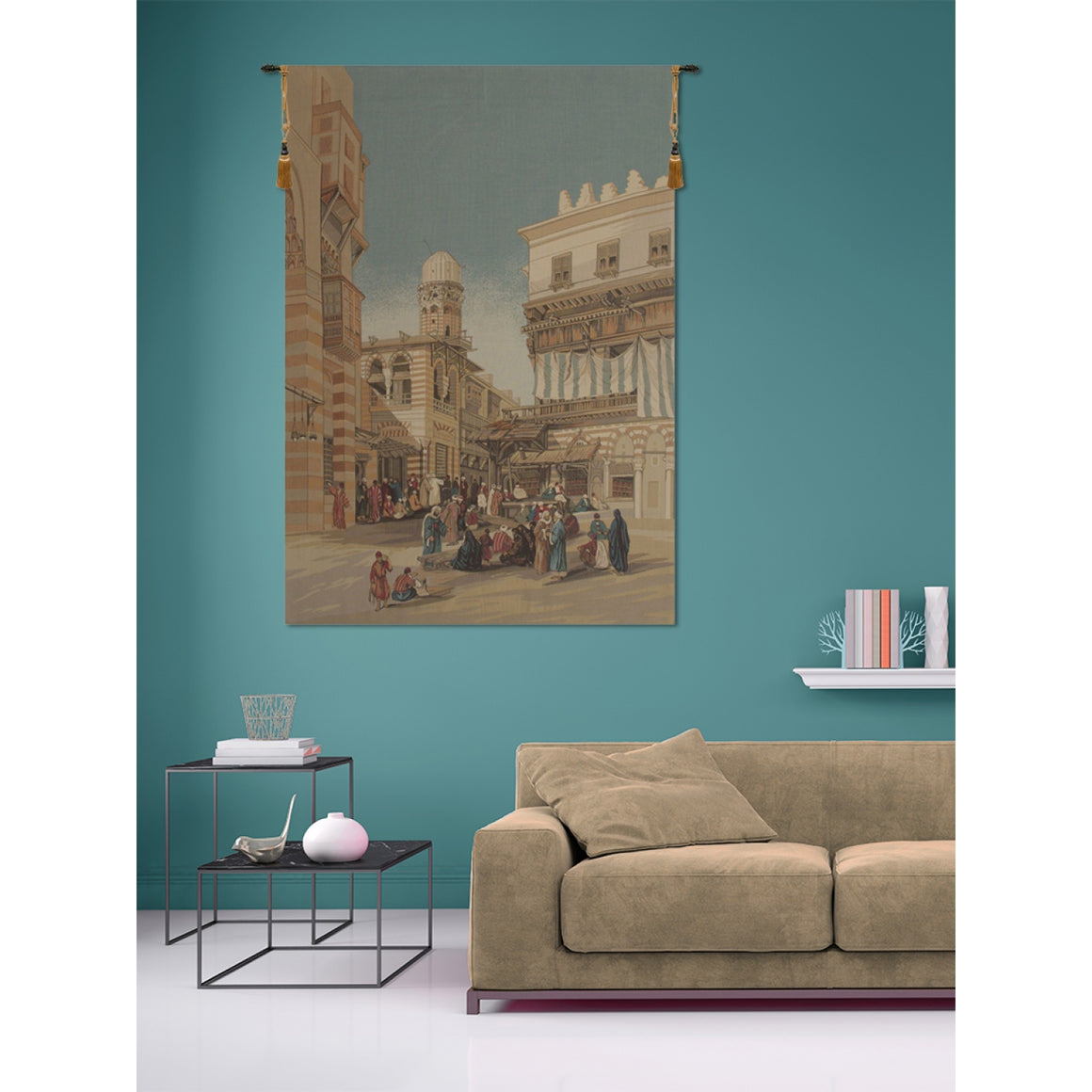 Nahaseen Tapestry Wall Hanging