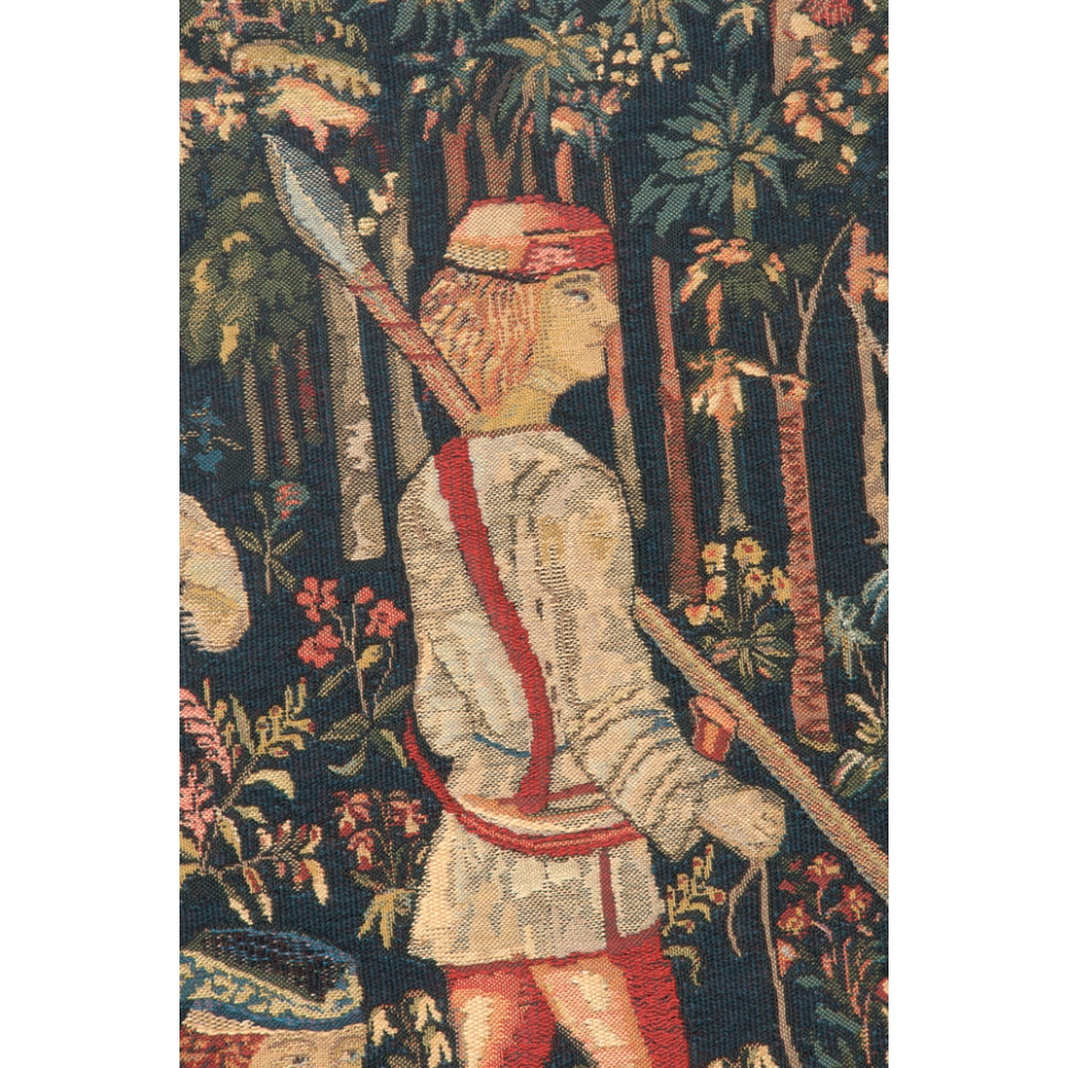 Hunt of the unicorn tapestries