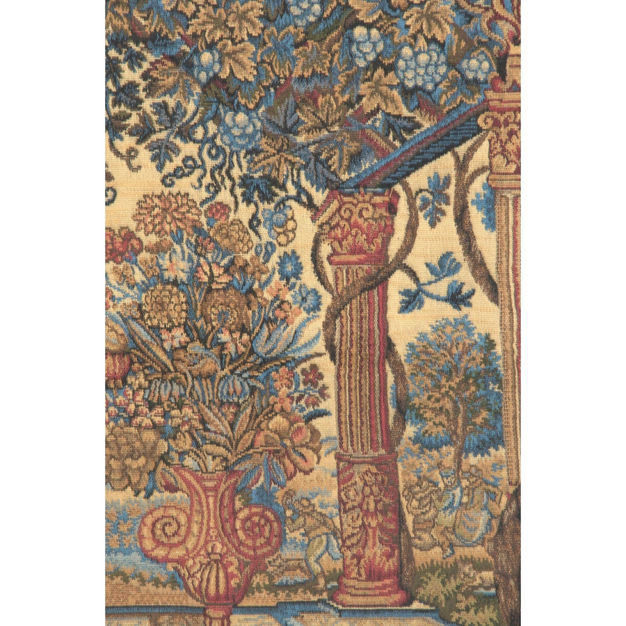 Brown Galeries European Wall Hanging Tapestry