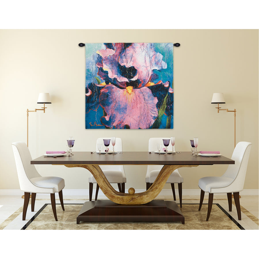 Dancer by Simon Bull European Hanging Wall Tapestry