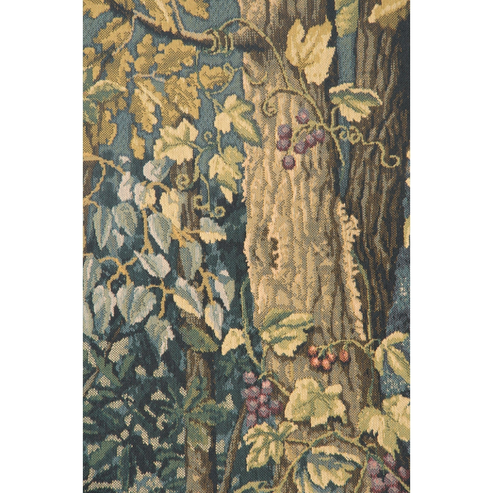 Vintage Forest European Wall Hanging Tapestry