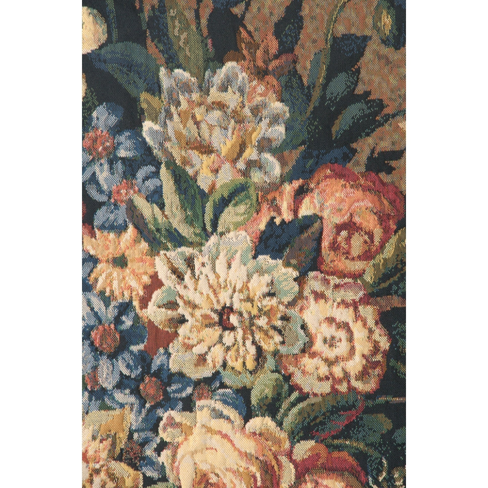 Large Brown Floral Woven Decor for Room