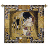 the kiss wall tapestries