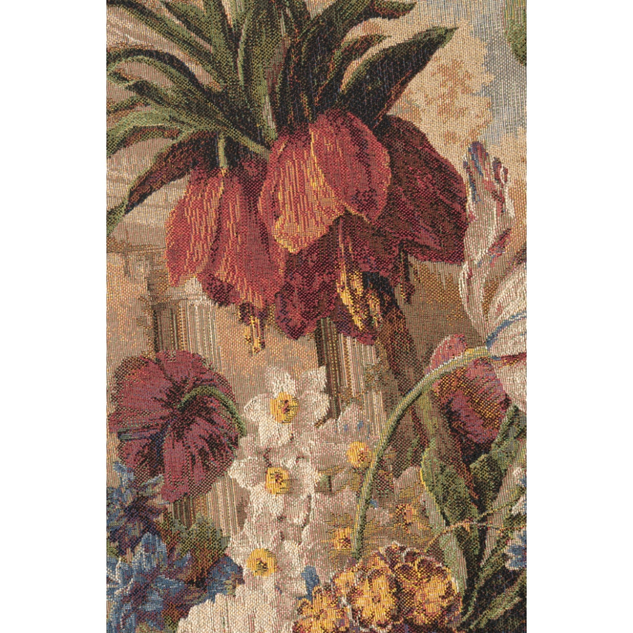 Bouquet Exotique French Decor Wall Tapestry