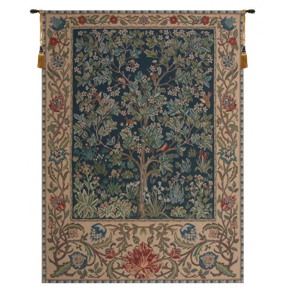 Tree of Life William Morris Wall Tapestry