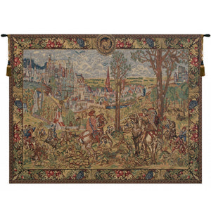 Vieux Brussels Renaissance Wall Tapestry