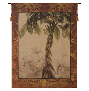 Le Ficus French Wall Tapestry