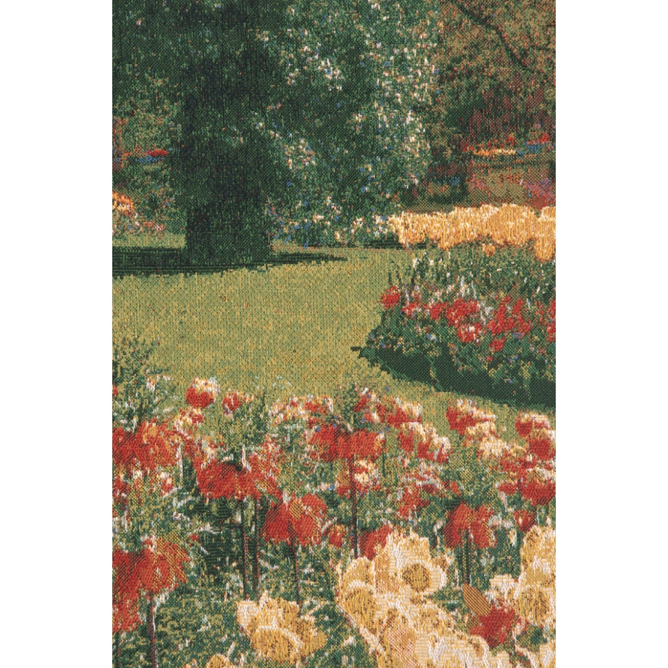 Tulips Garden Cotton Hanging Accent