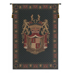 Royal Crest II Wall Tapestry