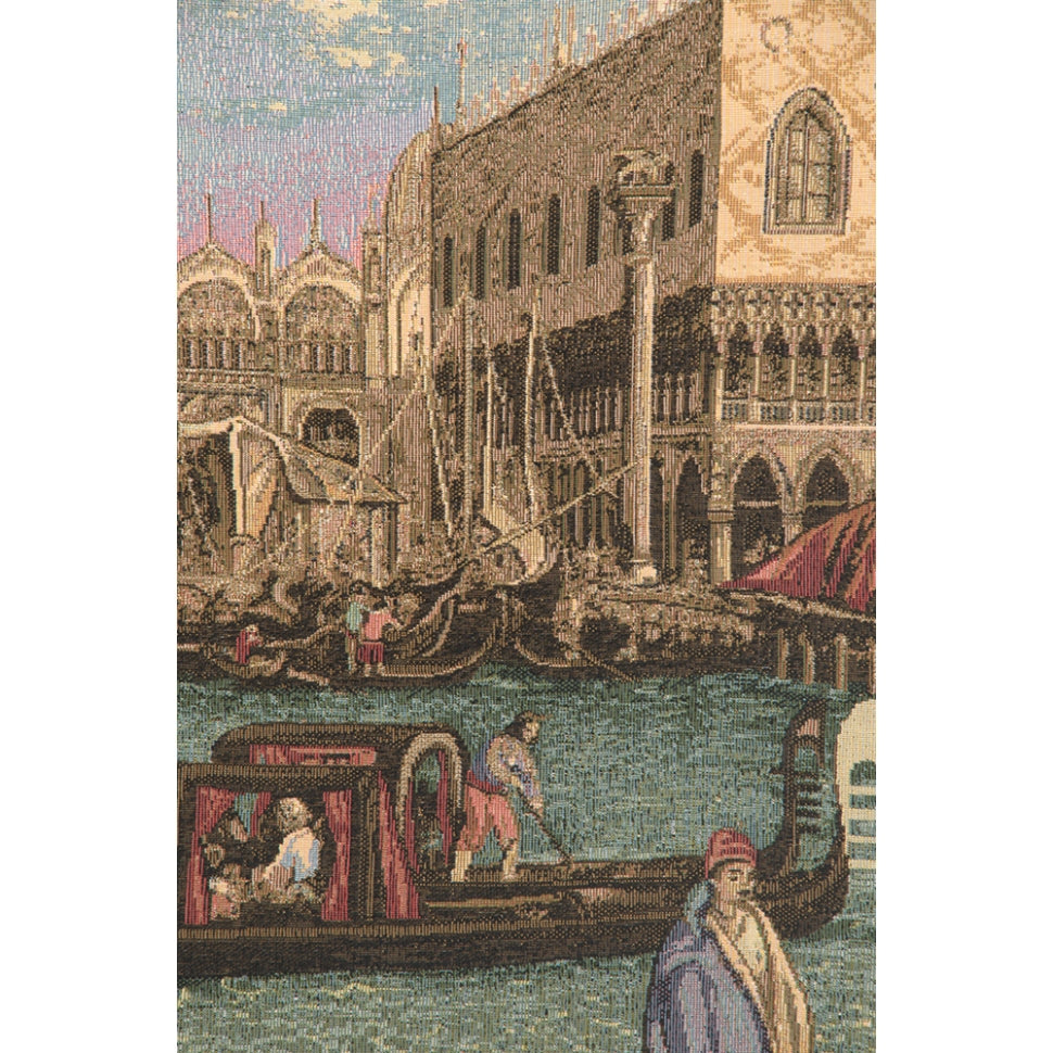 Classic Venice City Scene Wall Art