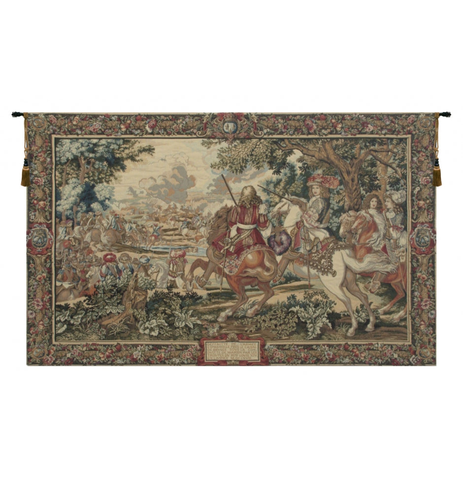 Le Roi Soleil European Wall Hanging Tapestry