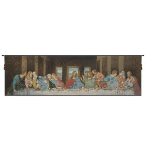 The Last Supper Italian Wall Hanging Tapestry