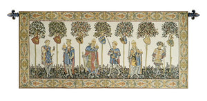 Master of the Castle I Decor Wall Tapestry