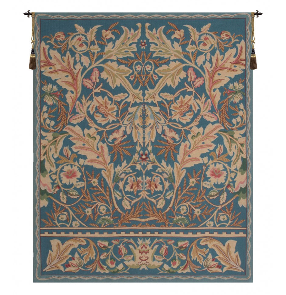 Acanthus III Wall Woven Tapestry