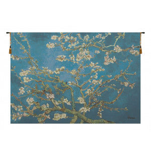 Amandier Almond European Wall Hanging Tapestry