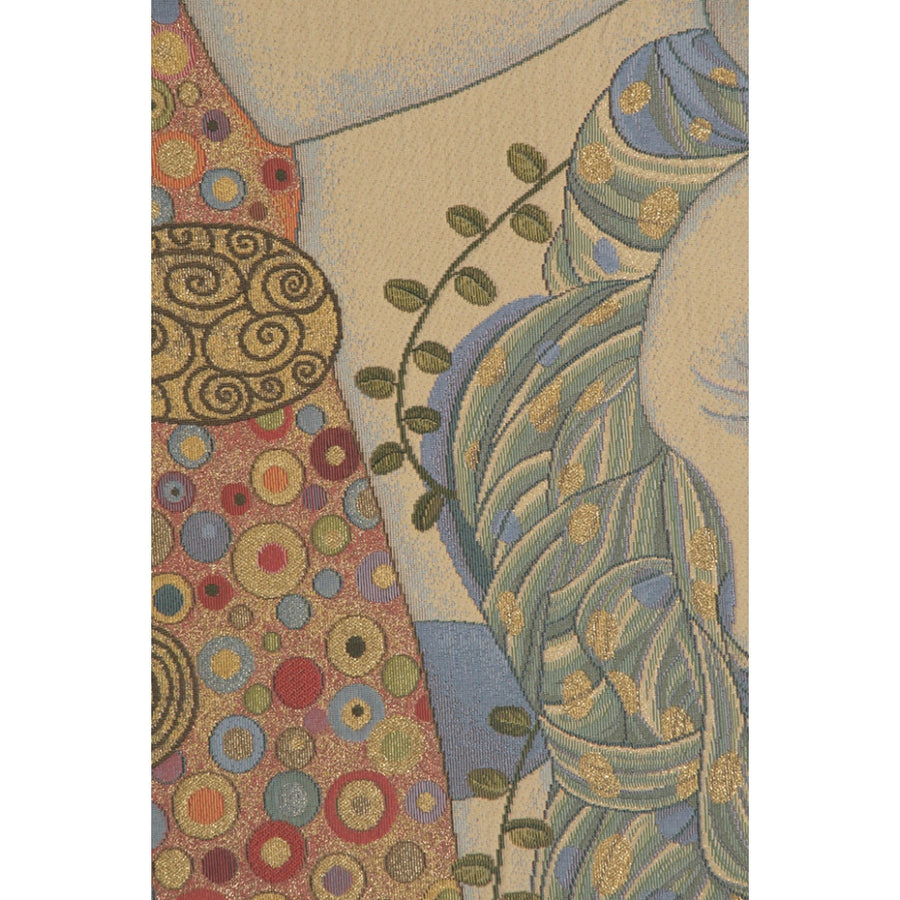 3 Ages by Klimt European Wall Hanging Cotton Tapestry