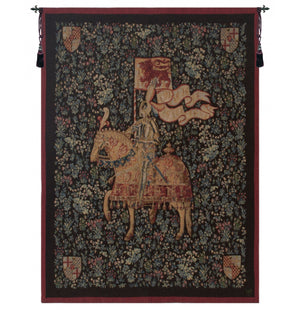 Le Chevalier wall hanging