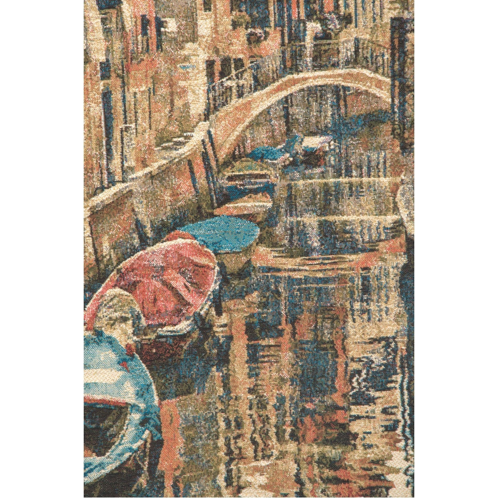 Square Venice Wall Hanging Tapestry