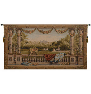 Chateau Bellevue I French Wall Tapestry