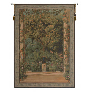 Serre Napoleonienne French Decor Wall Tapestry