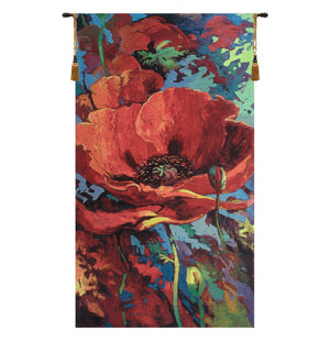 Awakening Belgian Art Wall Tapestry